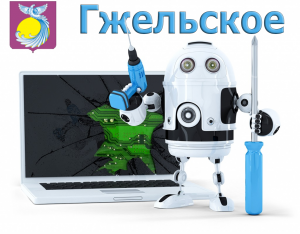 Компьютьерная помощь Гжельское