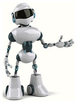 картинка робота компьютерная помощь на дому